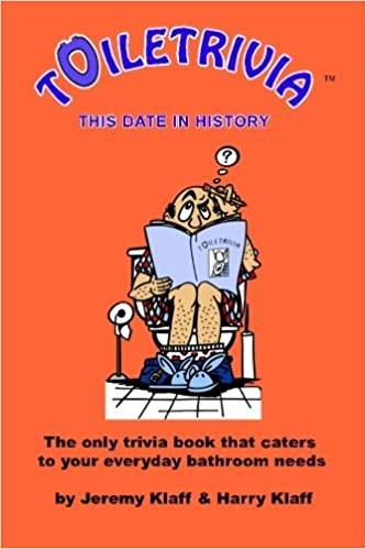 Book Toiletrivia - This Date in History: The Only Trivia Book That Caters To Your Everyday Bathroom Needs: Volume 9 by Jeremy Klaff (2012-11-16)