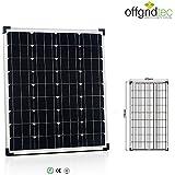 Offgridtec Solarpanel, 80 W, 12 V Monokristallin, 001275