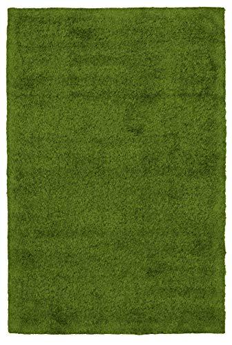 eCarpetGallery Faux Artificial Grass, 4' x 6', Green from eCarpet Gallery