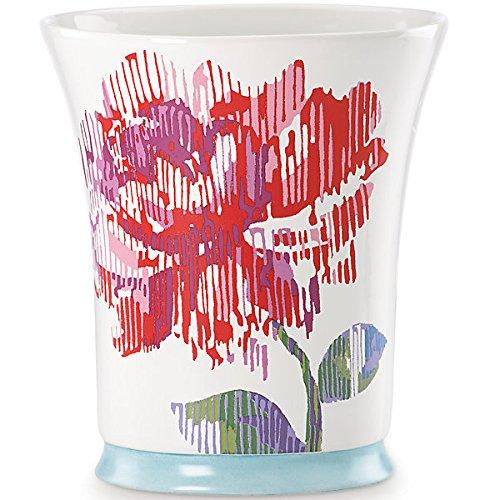 Lenox Garden Graffiti Waste Basket (Lenox Soap Dispenser)