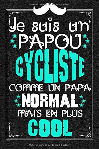 Je suis un papou Cycliste comm…