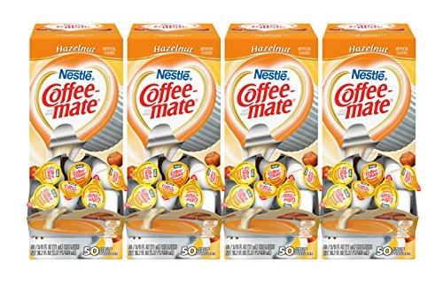 COFFEE MATE Creamer Hazelnut creamer singles