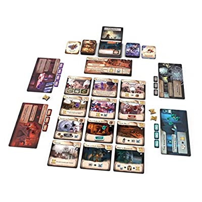 Dungeons & Dragons: Vault Of Dragons Board Game: Toys & Games