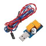 RingBuu Watchdog Card USB V2.0, Computer Blue Screen Halted Automatic Restart, for BTC Mining
