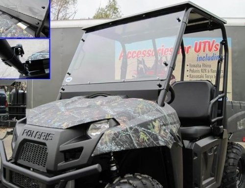 utv windshield wiper kit - 9