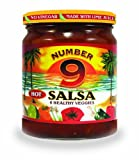 Number 9 Hot Salsa (12x15.8oz)