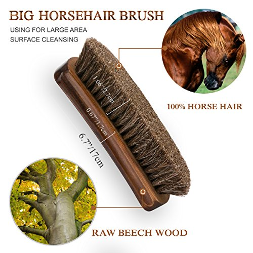 Buy horse brush kit with bag