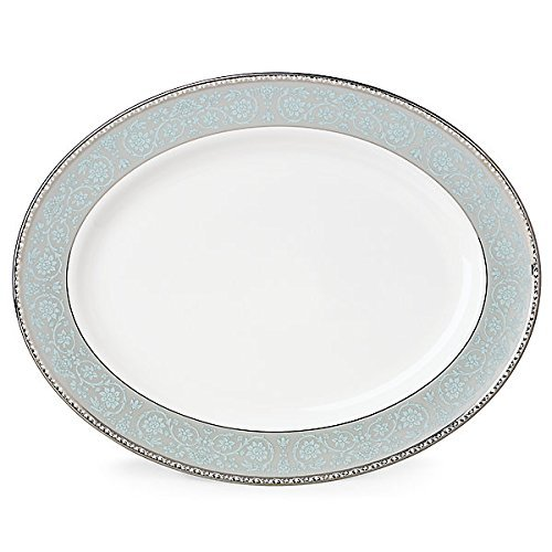 Lenox 858270 Westmore Oval Platter, White
