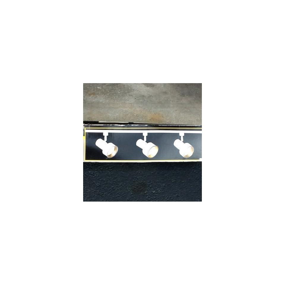 Hampton Bay Track Lighting Kit White 121 103