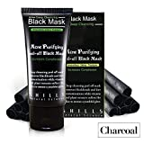 Blackhead Remover Mask for Acne Treatment by SHILLS Peel-off purifying type Black Head Removing Mask, Pore Deep Cleaning with New Formula for skin nourishment.Christmas Holiday Best Gift!