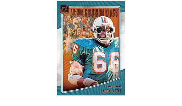 2018 Panini Classics Football Sammelkarte #144 Larry Little