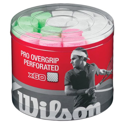 Wilson Sporting Perforated 60 Piece Assorted product image