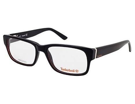 TIMBERLAND TB 1210 Eyeglasses 005 Black 54-17-145  Amazon.co.uk ... 6f55cdb00