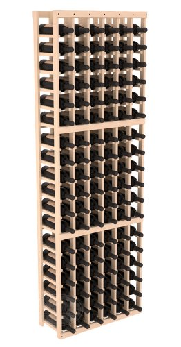 Wine Racks America Ponderosa Pine 6 Colu - Wine Rack Kit 108 Bottle Shopping Results