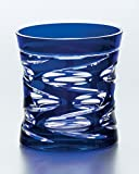 Distilled Spirits Rock Glass Yachiyo Kiriko Suimon