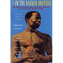 I Am the Darker Brother: An Anthology of Modern Poems by African Americans