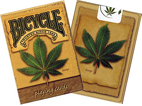 - Bicycle Hemp Deck Playing Cards