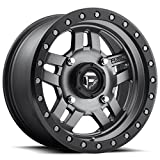fuel anza wheels - Fuel D558 Anza 14x7 4x156 +13mm Gunmetal Wheel Rim