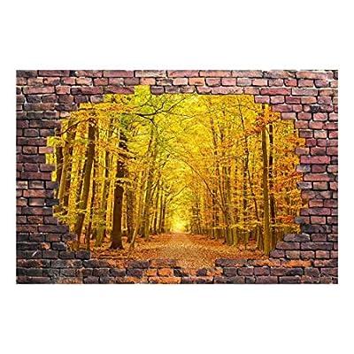 Wall26 - Beautiful Autumn Landscape Wall Decor - Canvas Art Wall Decor - 66