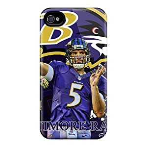 PhilHolmes Iphone 6plus Best Cell-phone Hard Cover Unique Design Attractive Baltimore Ravens Pattern [pxf8130qOsL]