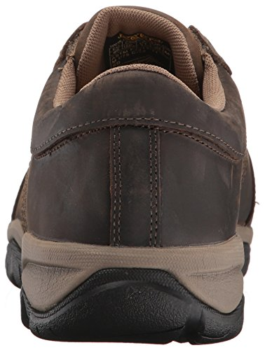 Keen Utility Men's LA Conner AT ESD Industrial and Construction Shoe Cascade Brown cheap finishline hot sale online best sale cheap price fNgcXP