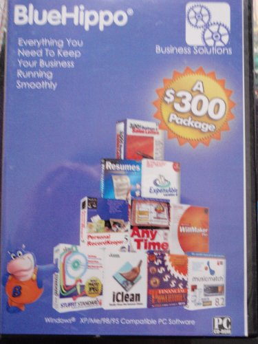 Business Solutions (Includes Set of 10 Software Packages ...