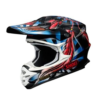 Amazon.com: Shoei VFX-W otorgar 2 TC1 – Casco de motocross ...