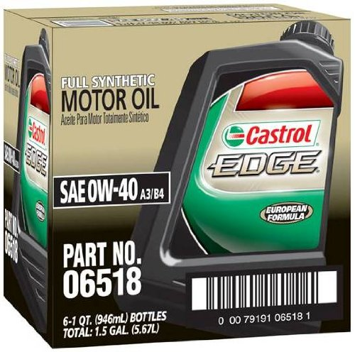 Buy recommended motor oil for bmw