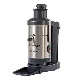 Robot Coupe J100 ULTRA 120V 1/3 HP Automatic Juicer