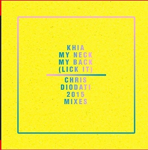 My Neck Back Lick It Max 74% Animer and price revision OFF - Diodati Chris Mixes 2015