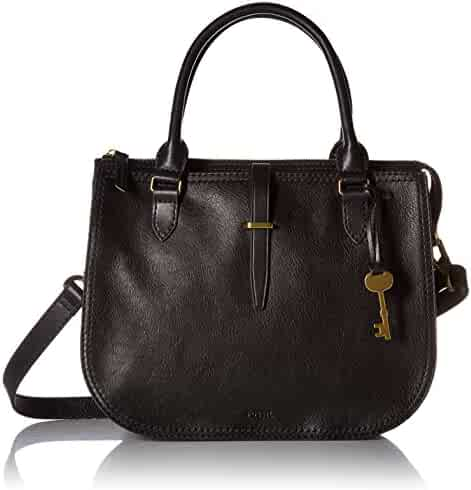 Fossil Ryder Satchel Purse Handbag