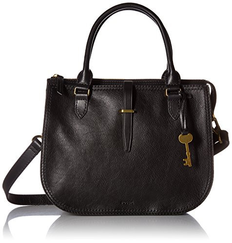 Fossil Black Handbag - 3