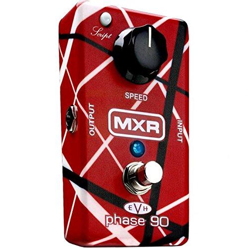 Mxr Dunlop Eddie Van - PEDALES EFECTO MXR - Dunlop (EVH90) Phase 90 (Eddie Van Halen) (Rojo Conmemorativo)