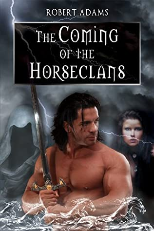 book cover of The Coming of the Horseclans
