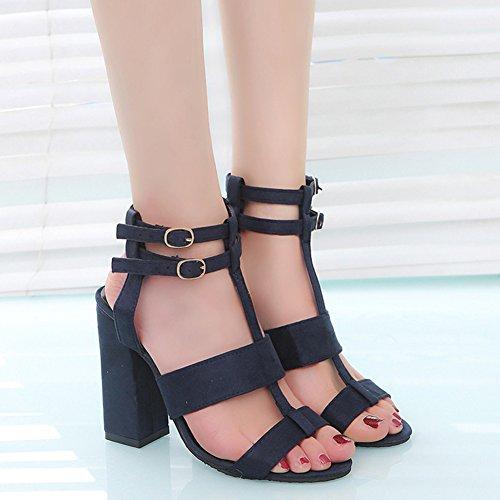 Partie Femmes D'été Chaussures Sangle Sandales UXwgIq