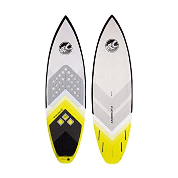cabrinha S: Quad Kite Board/Surf Board 2018