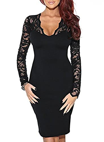 Darshion Ladies Sexy V Neck Bo...