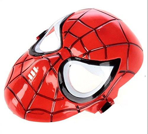 なりきり!!スパイダーマン マスク コスプレ お面の商品画像