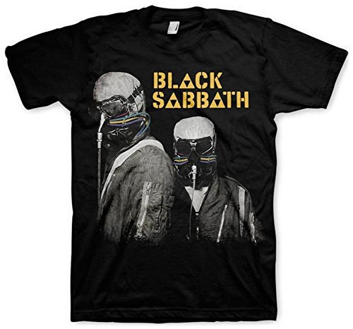 (Black Sabbath - Never Say Die T-Shirt Size L)