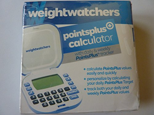 Weight Watchers Points Plus Calculator 2015 Diet Nutrition ()