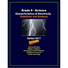 Grade 9 Science Questions and Answers: The Characteristics of Electricity