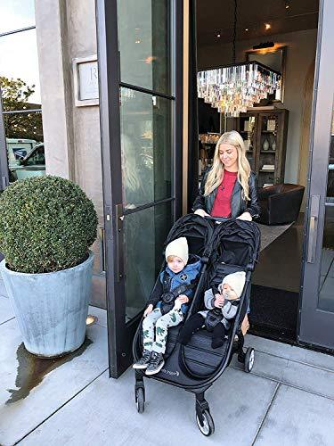510Qgk0KabL - Baby Jogger City Tour 2 Double Stroller, Seacrest