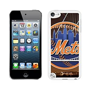 Hot Costum MLB New York Mets Ipod Touch 5th Case Cover zeroCase