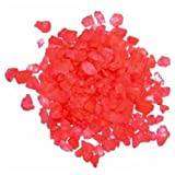 Red Strawberry Rock Candy Crystals 1lb Bag