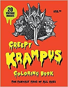 Krampus   Halloween coloring pages, Halloween coloring, Coloring pages   334x260