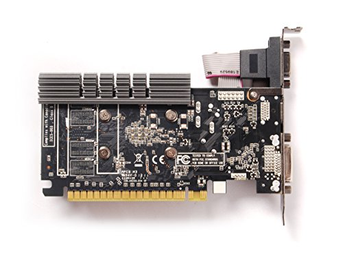 ZOTAC GeForce GT 730 Zone Edition 4GB DDR3 PCI Express 2.0 x16 (x8 lanes) Graphics Card (ZT-71115-20L) by ZOTAC (Image #4)