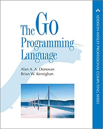 The Go Programming Language Kernighan Pdf