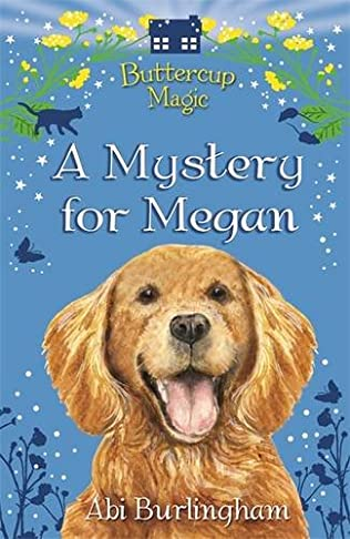 book cover of A Mystery for Megan