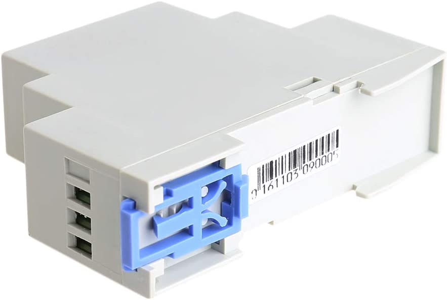 1Pc AC//DC 24-240V DHC19-M Din rail Multifunction Timer Time Relay