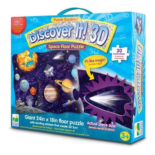 【格安saleスタート】 パズルダブル。 3D 見つけましょう。 The Learning Learning Journey 3D スペースフロアパズル B005HV3HM0 B005HV3HM0, 町田市:1a9abbd1 --- quiltersinfo.yarnslave.com